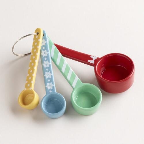 Holiday Measuring Spoons