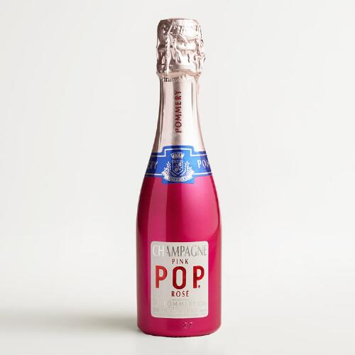 Pommery Champagne Pink Pop, 187ml