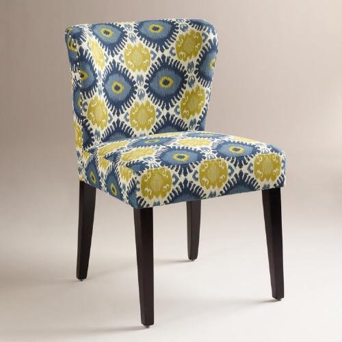 Ikat Chloe Dining Chairs, Set of 2