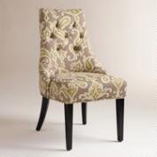 Ikat Lydia Dining Chairs, Set of 2