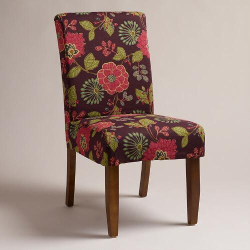 Ruby Short Anna Chair Slipcover