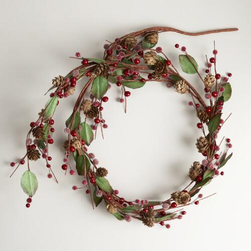 Sugar Berries Garland