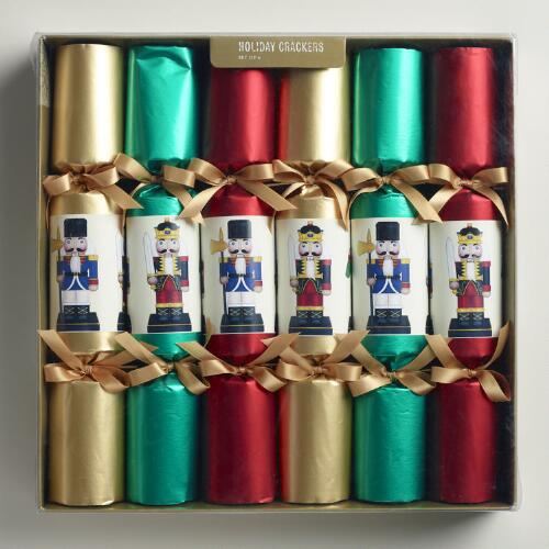 Boxed Nutcracker Crackers