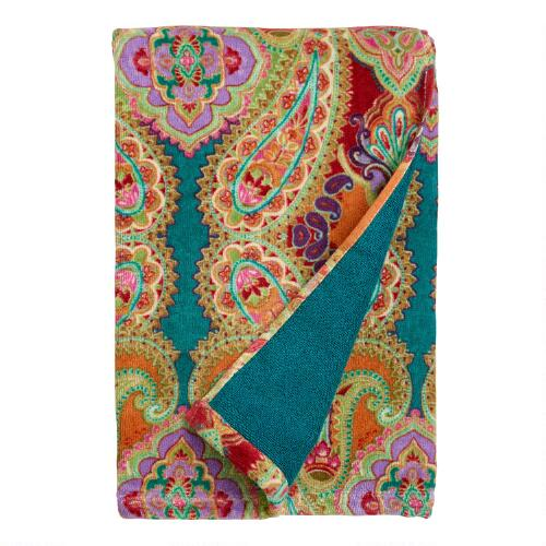 Venice Printed Bath Towel