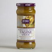 Al' Fez Lemon and Chickpea Tagine Sauce, Set of 6