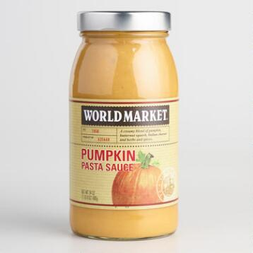 World Market® Pumpkin Pasta Sauce