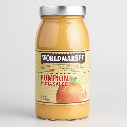 World Market® Pumpkin Pasta Sauce Set of 2
