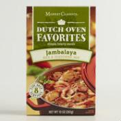Market Classics® Dutch Oven Favorites Jambalaya