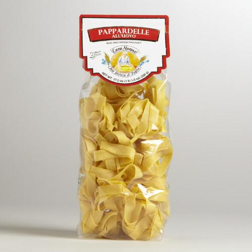 Pappardelle All