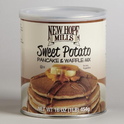 New Hope Mills Sweet Potato Pancake Mix