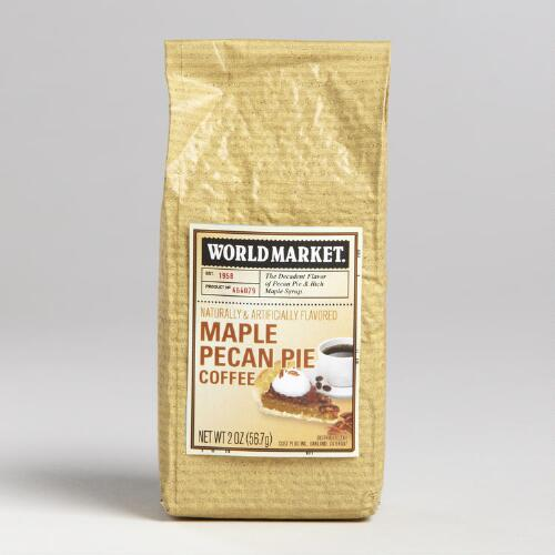 World Market® Maple Pecan Coffee, 2 oz.