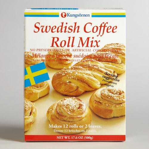 Kungsornen Coffee Roll Mix