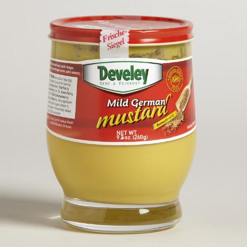 Develey Mild German Mustard