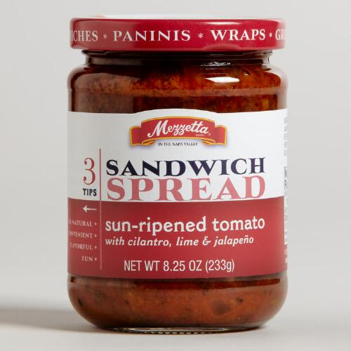 Mezzetta Sunripened Sundried Tomato Sandwich Spread