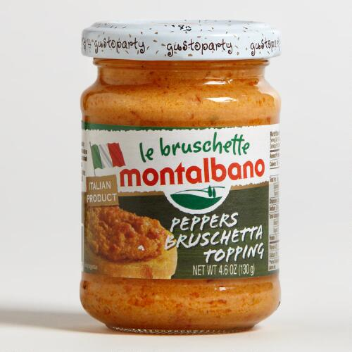 Montalbano Pepper Bruschetta