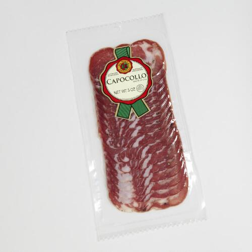 Danielle Sliced Capocollo