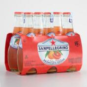 San Pellegrino Blood Orange Sparkling Beverage, 6-Pack