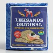 Leksands Original Triangle Crispbread, Set of 12