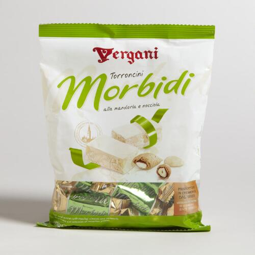 Vergani Soft Hazelnut and Almond Nougat
