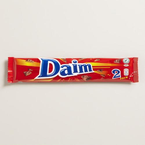 Daim Riegel Chocolate Bar 2-Pack
