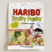 Haribo Sour Gummi Fruit Pasta, Set of 12