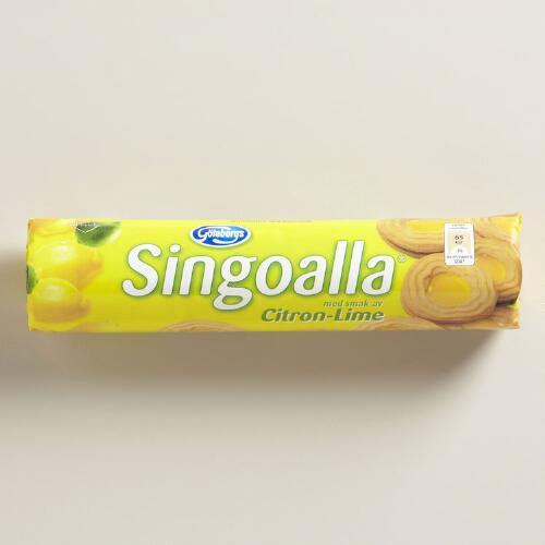 Goteborgs Singoalla Lemon Biscuits, Set of 6