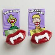 Wack-O-Wax Candy Fangs