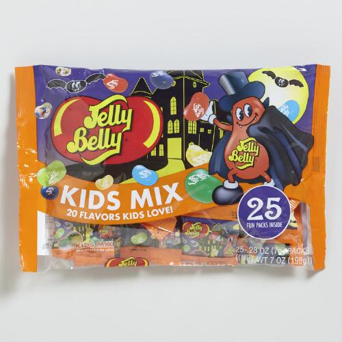 Jelly Belly Kids Mix Halloween Fun Pack