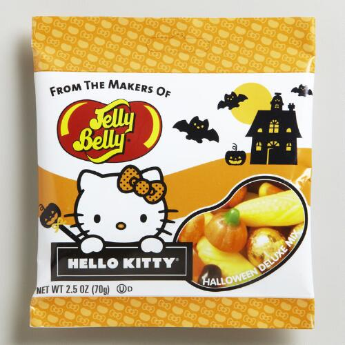Jelly Belly Hello Kitty Halloween Mix Bag