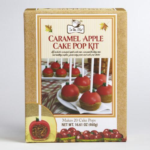 Caramel Apple Cake Pop Kit