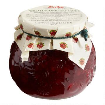 Darbo Wild Lingonberry Conserve