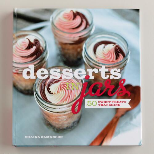 """Desserts in Jars"" Cookbook"