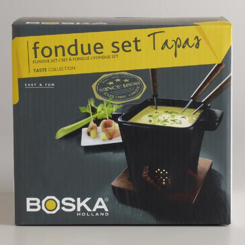 Large Tapas Fondue Set