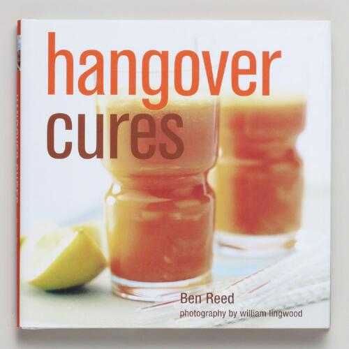 """Hangover Cures "" Book"