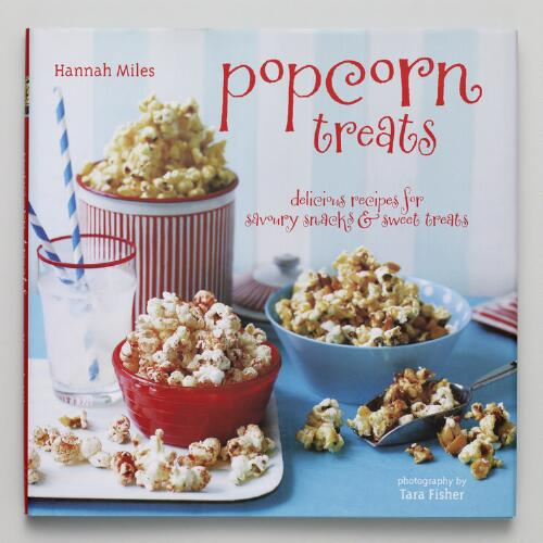"""Popcorn Treats"" Book"