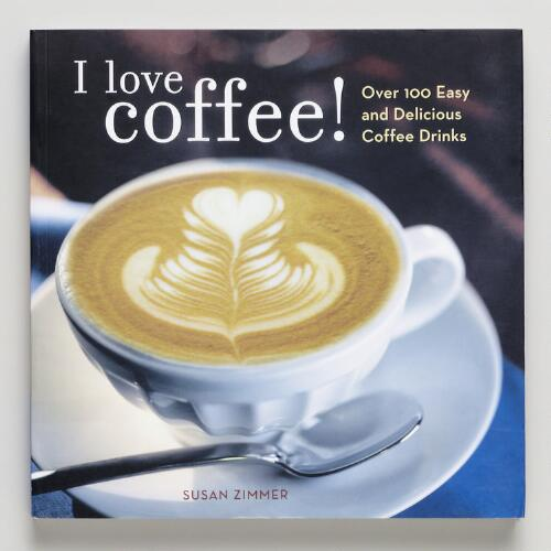 """I Love Coffee!"" Book"