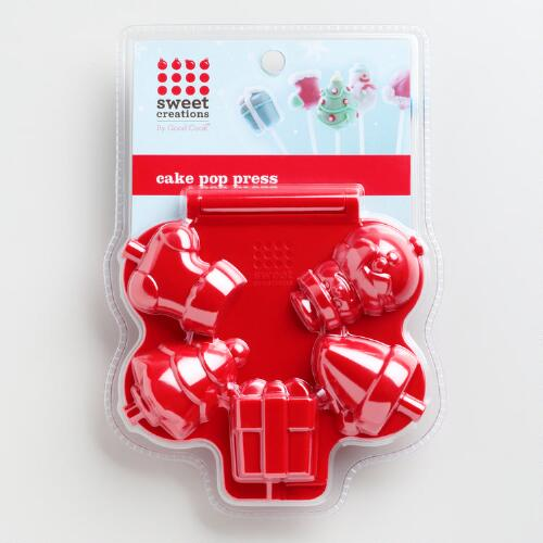 Holiday Cake Pop Press