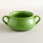 Tarragon Double-Handled Soup Crock, Set of 4