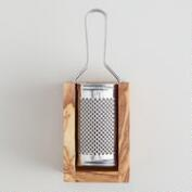 Olivewood Cheese Grater