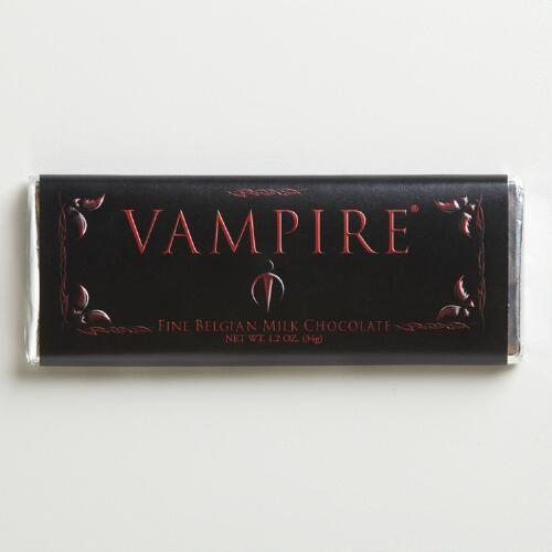 Vampire Milk Chocolate Bars