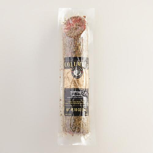 Columbus Pepper Salame, Set of 6