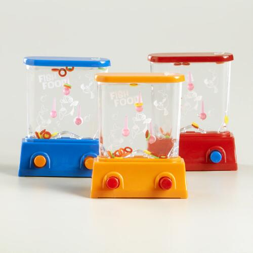 Water Arcade Game, Set of 3