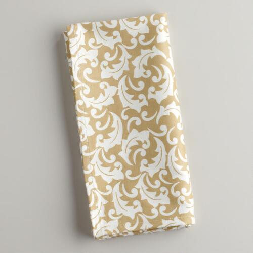 Sateen Napkins, Set of 4