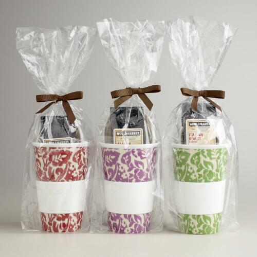 Non-Paper Cup Gift Set
