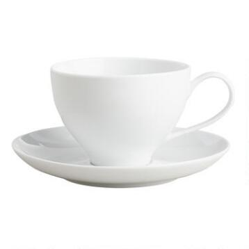 Spin Cup and Saucer Set