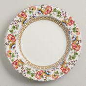 Claudette Dinner Plates, Set of 2
