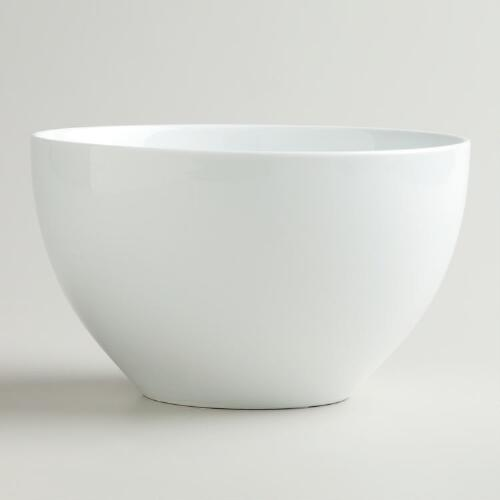 Porcelain Conical Bowl