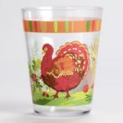 Turkey Tumblers, Set of 2