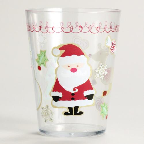 Christmas Sweets Tumblers, Set of 2