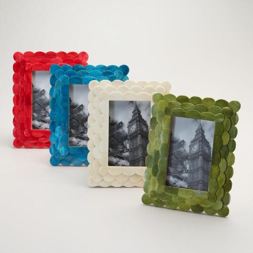 Venya Scalloped Frames, Set of 4